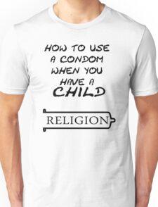Religion education Unisex T-Shirt