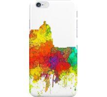 Montgomery, Alabama Skyline - SG iPhone Case/Skin