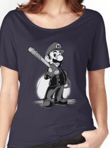 LET THE SMASH BEGIN. Women's Relaxed Fit T-Shirt