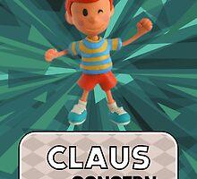 Claus for Concern by fuzzynegi