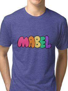 """Mabel Pine's """"Mabel"""" Tri-blend T-Shirt"""