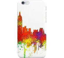 New York, New York Skyline - SG iPhone Case/Skin