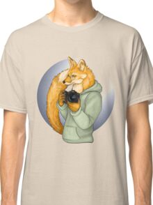 Photographer Fox Classic T-Shirt