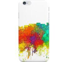 Newport News, Virginia Skyline - SG iPhone Case/Skin