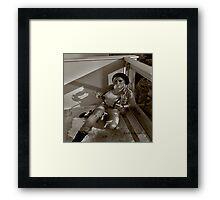 Eva De Costes Framed Print