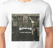 NIGHTMARES ON WAX IN A SPACE OUTTA SOUND Unisex T-Shirt
