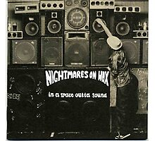 NIGHTMARES ON WAX IN A SPACE OUTTA SOUND Photographic Print