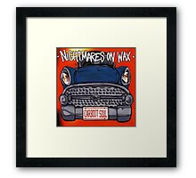 NIGHTMARES ON WAX CARBOOT SOUL REISSUE Framed Print