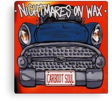 NIGHTMARES ON WAX CARBOOT SOUL REISSUE Canvas Print