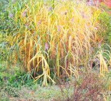 Landscape #6 - autumn colors Sticker