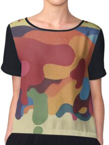 NIGHTMARES ON WAX THOUGHT SO Chiffon Top