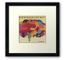 NIGHTMARES ON WAX THOUGHT SO Framed Print