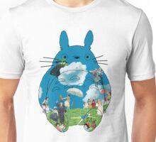 Ghibli - Miyazaki universe - Totoro Unisex T-Shirt