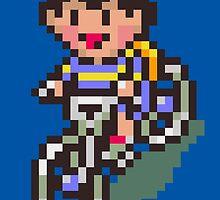 Bicycle Ness by fuzzynegi