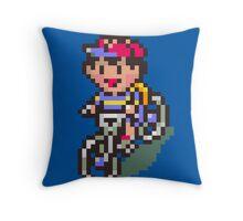 Bicycle Ness Throw Pillow