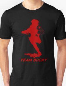 Team Bucky (Red) Unisex T-Shirt