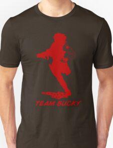 Team Bucky (Red) T-Shirt