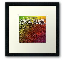 NIGHTMARES ON WAX SMOKER'S DELIGHT Framed Print