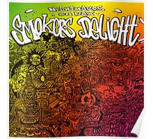 NIGHTMARES ON WAX SMOKER'S DELIGHT Poster