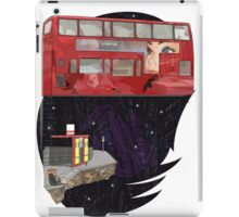bus stop iPad Case/Skin