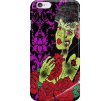 Queen of the dead iPhone Case/Skin