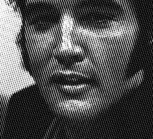 Elvis Presley - Royal Pop Sticker