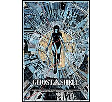 GHOST IN THE SHELL TSHIRT Photographic Print