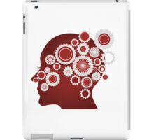 head gear iPad Case/Skin