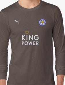 Leicester City F.C. Flag Long Sleeve T-Shirt