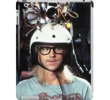 Garth Algar - We Fear Change iPad Case/Skin