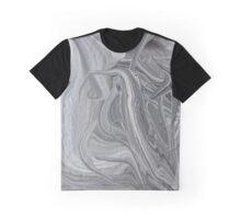 Spin art spiral 8 Graphic T-Shirt