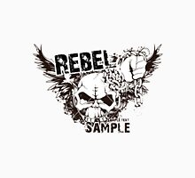 rebel sample text Unisex T-Shirt
