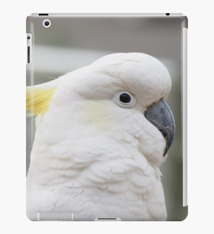 Hello Cocky! iPad Case/Skin