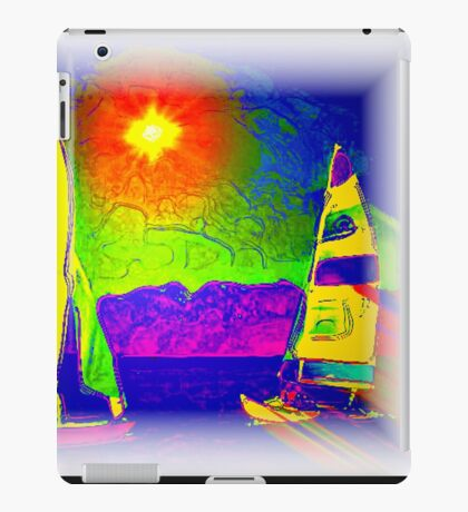 Summer Fun iPad Case/Skin