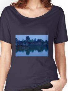 Angkor Wat at Dusk Women's Relaxed Fit T-Shirt
