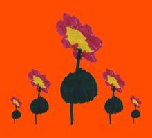 Kids Flowers Kids Tee