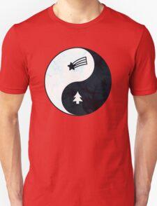 Gravity Falls Yin Yang Unisex T-Shirt