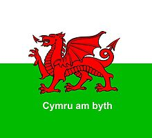 Cymru am byth (Wales For Ever) by ImageMonkey