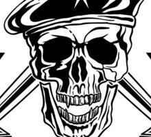 Special forces monochrome emblem Sticker