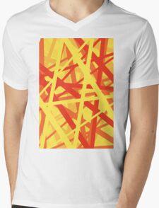 Pop Life Mens V-Neck T-Shirt