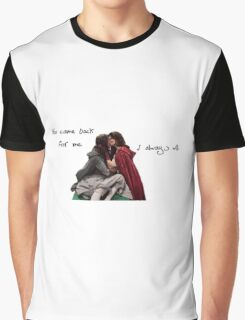 RubySlipper || I Always Will Graphic T-Shirt