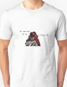RubySlipper || I Always Will T-Shirt