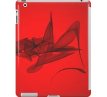 Particle lyricism iPad Case/Skin
