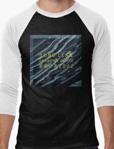 YUNG LEAN // SADBOYS // UNKNOWN DEATH 2002 TSHIRT (Highest Resolution on Site) Men's Baseball ¾ T-Shirt