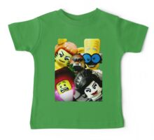 More Monsters and nice spirits Baby Tee