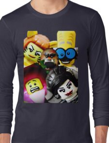 More Monsters and nice spirits Long Sleeve T-Shirt