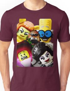 More Monsters and nice spirits Unisex T-Shirt