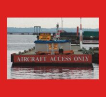 Bald Eagle - Aircraft Access Only Kids Tee