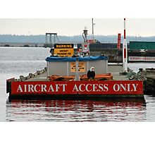 Bald Eagle - Aircraft Access Only Photographic Print