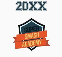 Super Smash Academy Varsity logo Men's Baseball ¾ T-Shirt